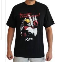 Street Fighter T-Shirt - Ken (schwarz)