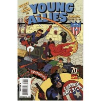 Young Allies Comics 70th Anniversary Special 1