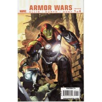 Ultimate Armor Wars 1 (of 4)