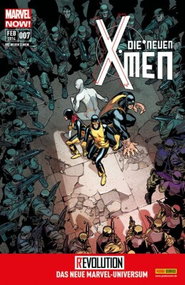 Die neuen X-Men 07 (Marvel Now!)