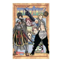 Fairy Tail 31 (Hiro Mashima)