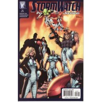 Stormwatch Post Human Division 23