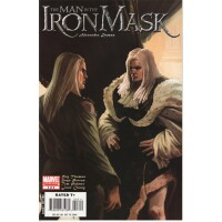 Marvel Illustrated The Man in the Iron Mask 3 (of 6)