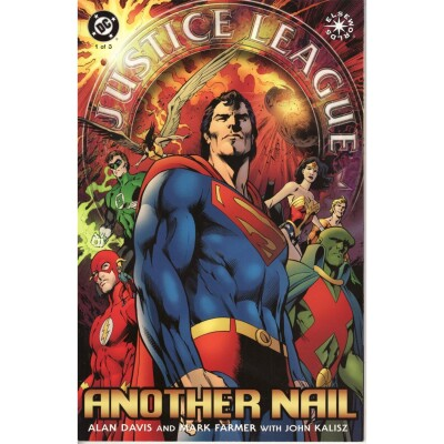 Justice League of America Another Nail 1