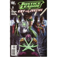 Justice League Cry for Justice 3