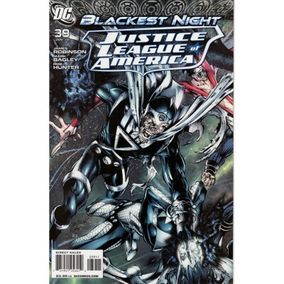 Justice League of America 39 (Vol. 2)