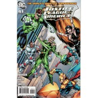 Justice League of America 41 (Vol. 2)