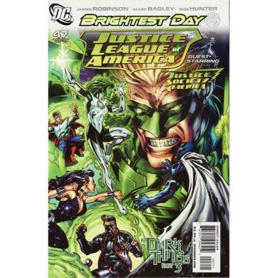 Justice League of America 47 (Vol. 2)