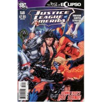 Justice League of America 58 (Vol. 2)