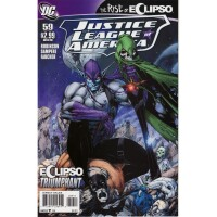 Justice League of America 59 (Vol. 2)