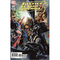 Justice League of America 60 (Vol. 2)