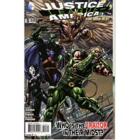 Justice League of America 3 (Vol. 3)