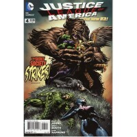 Justice League of America 4 (Vol. 3)