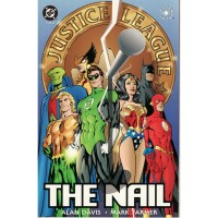Justice League The Nail 1