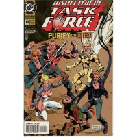 Justice League Task Force 10