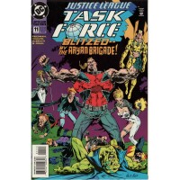 Justice League Task Force 11