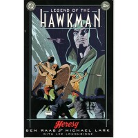 Legend of the Hawkman 2
