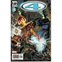 Marvel Knights Four 18