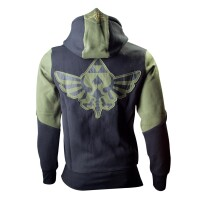 Legend of Zelda Kapuzenjacke - Green Character...
