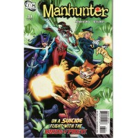 Manhunter 34 (Vol. 3)
