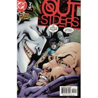 Outsiders 3 (Vol. 3)