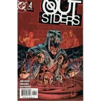 Outsiders 4 (Vol. 3)
