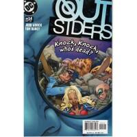 Outsiders 14 (Vol. 3)