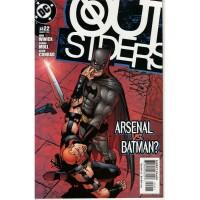 Outsiders 22 (Vol. 3)