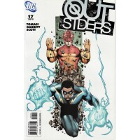 Outsiders 17 (Vol. 4)