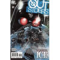 Outsiders 21 (Vol. 4)