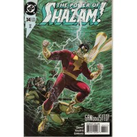 Power of Shazam 34
