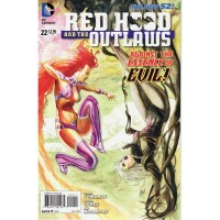 Red Hood and the Outlaws 22 (Vol. 1)