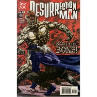 Resurrection Man 24 (Vol. 1)