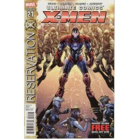 Ultimate Comics X-Men 21