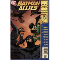Batman Allies Secret Files & Origins 2005