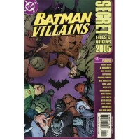 Batman Villains Secret Files & Origins 2005