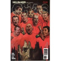 Hellblazer Presents Chas the Knowledge 4 (of 5)