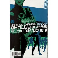 Challengers of the Unknown 4 (Vol. 1)