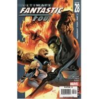 Ultimate Fantastic Four 28