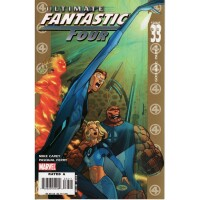 Ultimate Fantastic Four 33