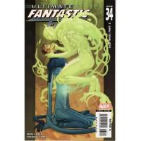 Ultimate Fantastic Four 34