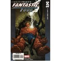 Ultimate Fantastic Four 35