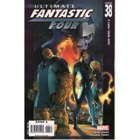 Ultimate Fantastic Four 38