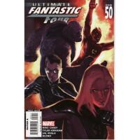 Ultimate Fantastic Four 50