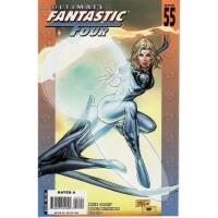 Ultimate Fantastic Four 55