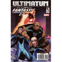 Ultimate Fantastic Four 60