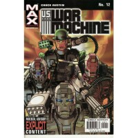 U.S. War Machine 12
