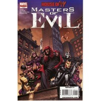 House of M : Masters of Evil 1