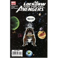 Lockjaw and the Pet Avengers 4