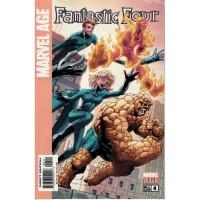 Marvel Age Fantastic Four 4